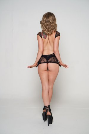 Dalhia escorts girl orientale Saint-Laurent-Blangy, 62