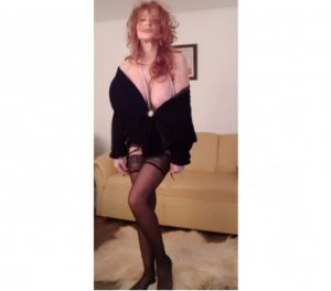 Rose-hélène escort girl dirty talk Pélissanne